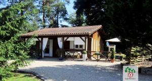 Les Sapinettes location vacances Bergerac : extérieur B